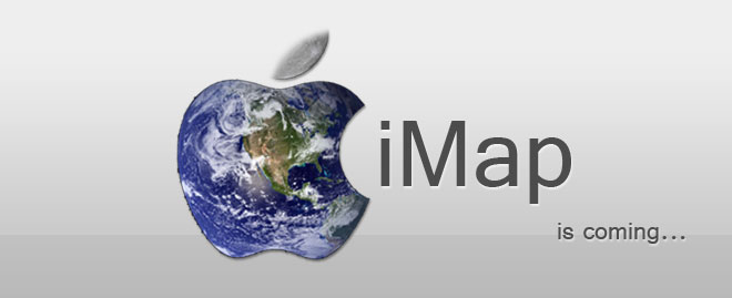 apple iMap Service