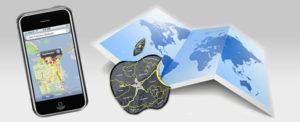 apple iMap
